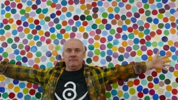 Damien Hirst Richest Painters Net Worth