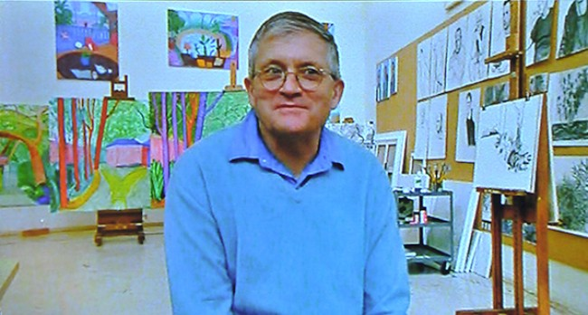 David Hockney Richest Painters Net Worth