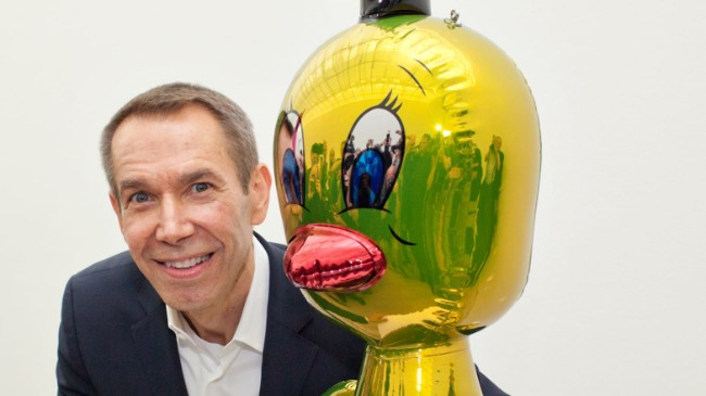 Jeff Koons Richest Painters Net Worth