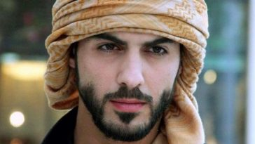 Omar Borkan Al Gala Most Handsome Men In The World