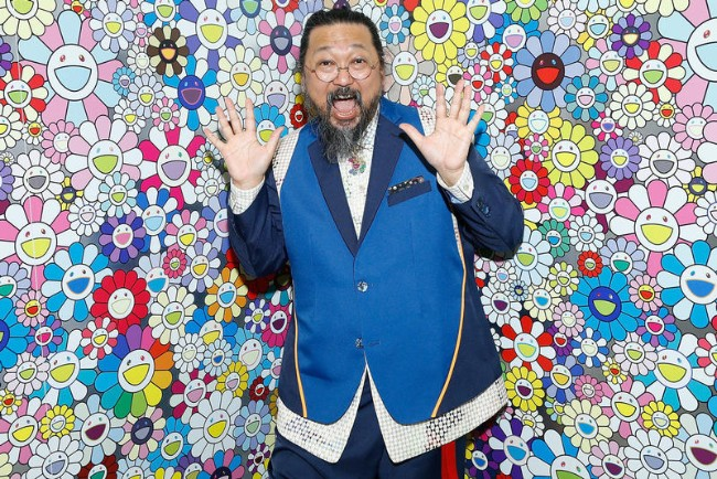 Takashi Murakami Richest Painters Net Worth