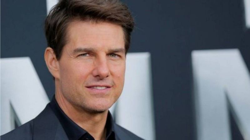 Tom Cruise Most Handsome Men In The World