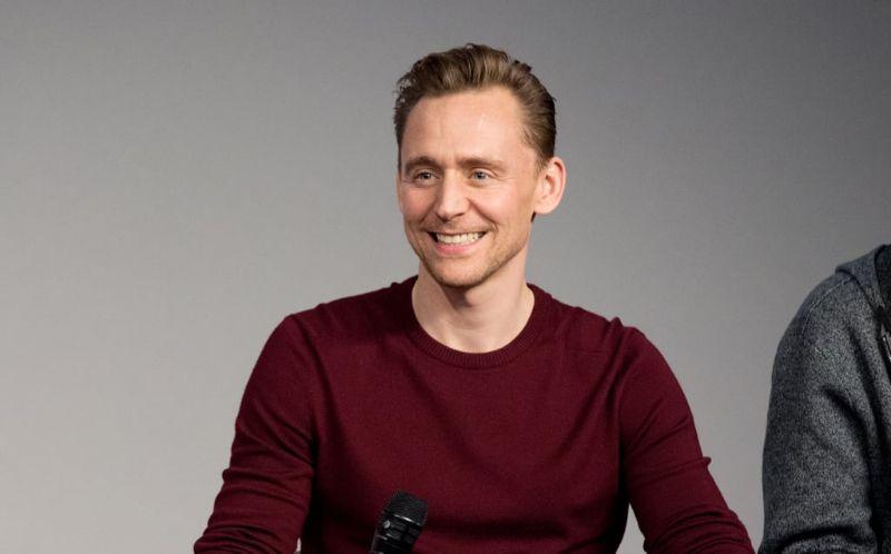 Tom Hiddleston Most Handsome Men In The World