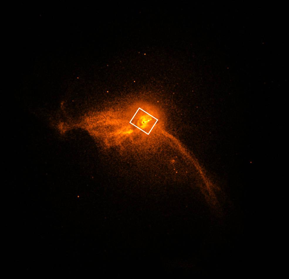Credits: Event Horizon Telescope collaboration et al.