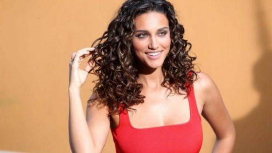 Débora Nascimento Brazilian actress