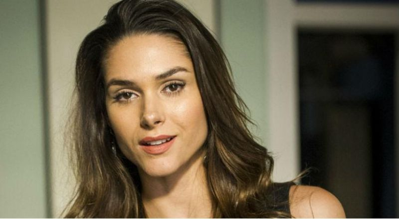 Fernanda Machado Brazilian actress