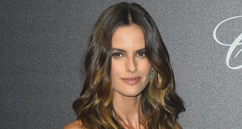 Izabel Goulart Brazilian actress