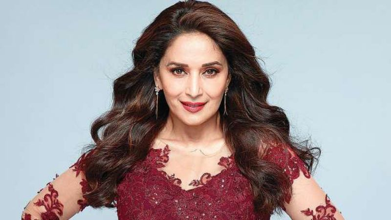 Madhuri Dixit is the Most Beautiful Actress in Bollywood