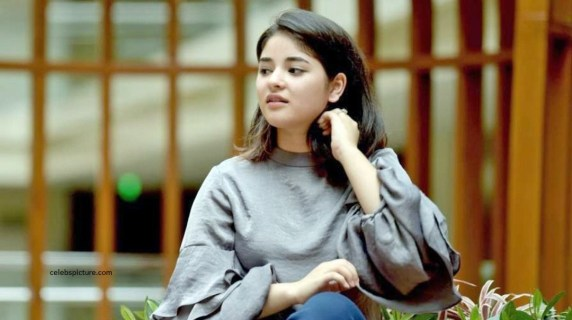 Zaira Wasim is the Hot Youngest Bollywood Actresses