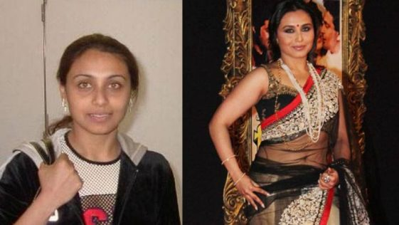 10 Bollywood Actresses Without Makeup