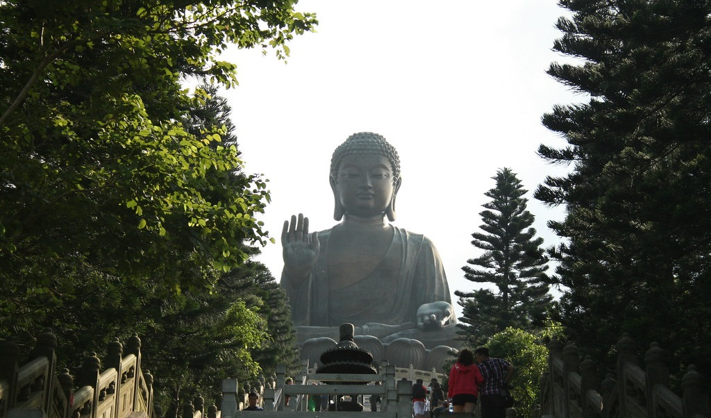Big Buddha is one of the Tallest Statues in the World