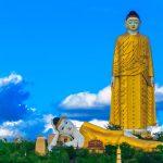 Buddha standing tallest statute