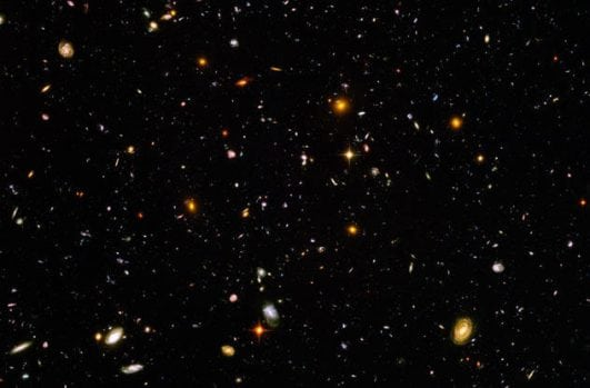 Hubble-Ultra-Deep-Field-—-2003 instresting history event
