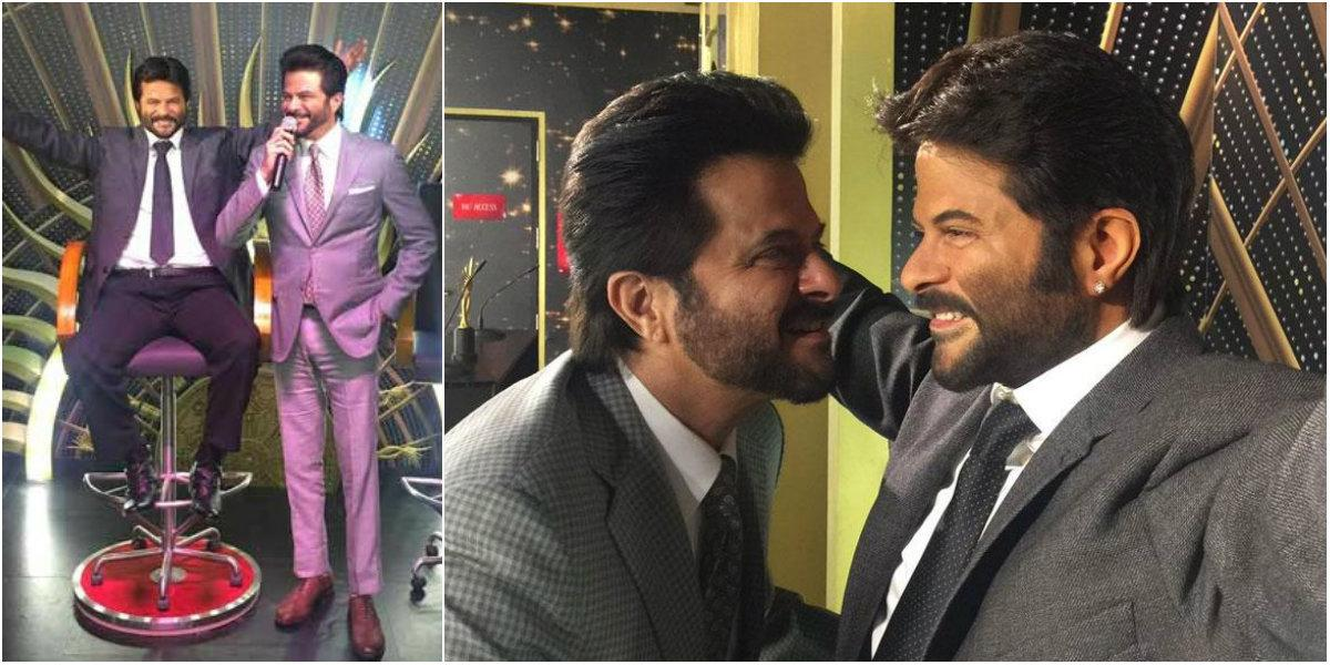 Indian Celebrities With Their Madame Tussauds Statues