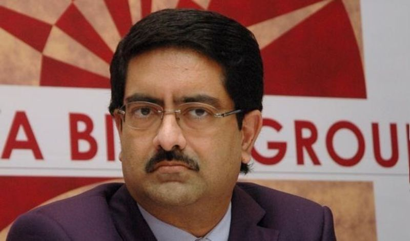 Kumar Birla is the top 10 richest person in india
