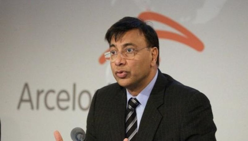 Lakshmi Mittal is the top 10 richest person in india