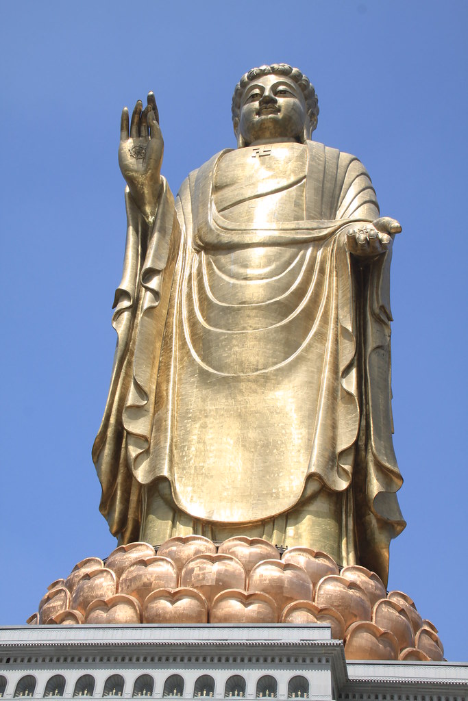 Spring Temple Buddha Statue is one of the Tallest Statues in the World