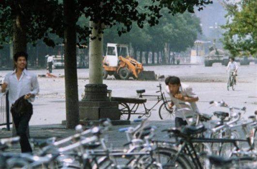 Tiananmen-Square-Protests-—-1989 instresting history event