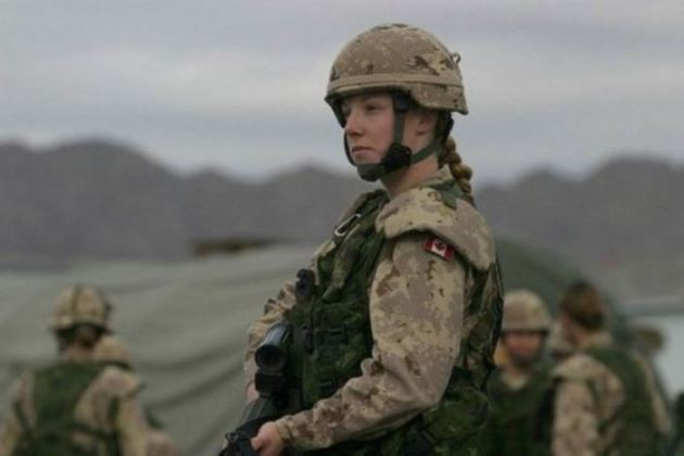 Canadian Army is the Countries With The Most Beautiful Female Armies