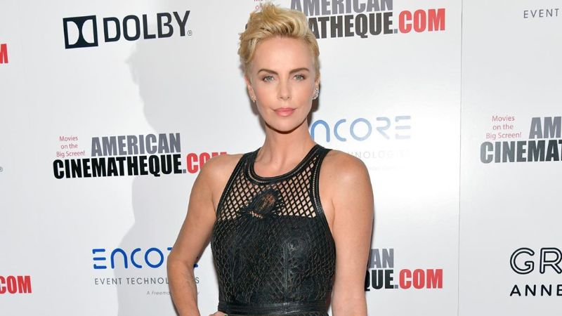 Charlize Theron is the Hottest Hollywood Actresses