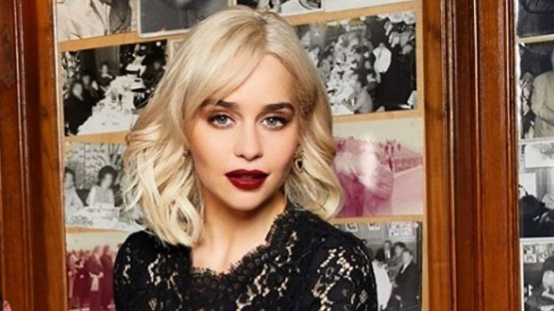 Emilia Clarke is the Hottest Hollywood Actresses