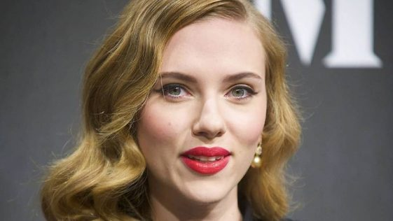 Scarlett Johansson is the Hottest Hollywood Actresses