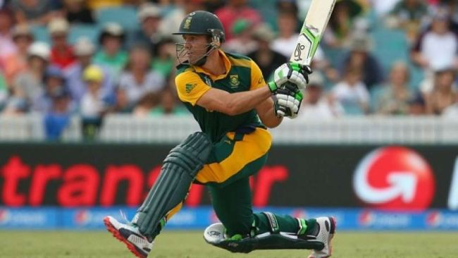 AB De Villiers is one of the Top 10 Cricketers In The World