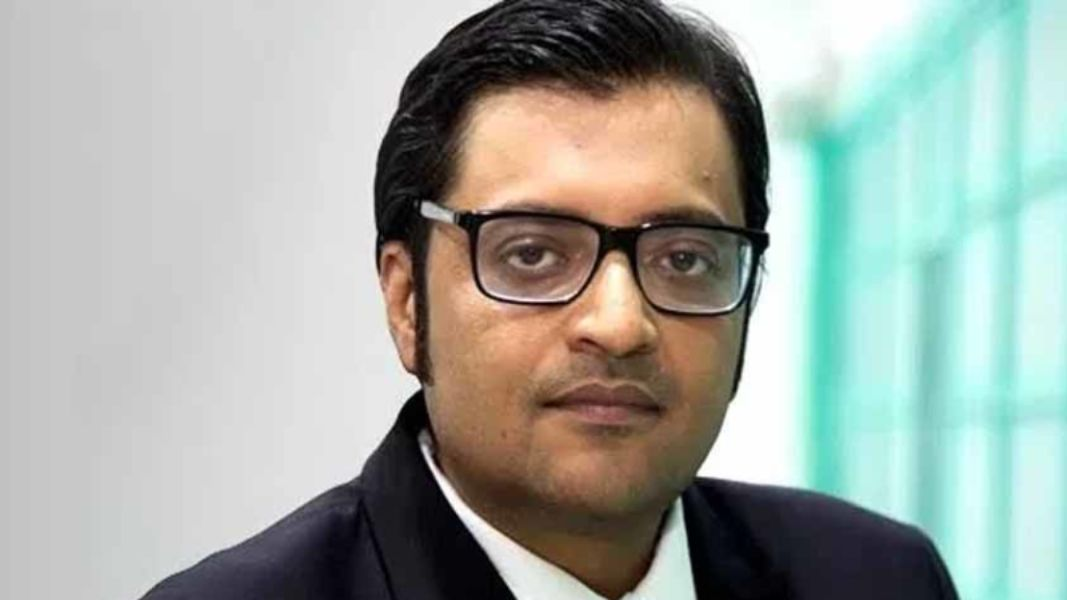 Arnab Goswami is the top 10 Best & Most Popular News Anchors in India