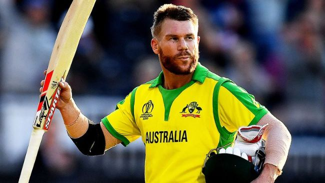 David Warneris one of the Top 10 Cricketers In The World