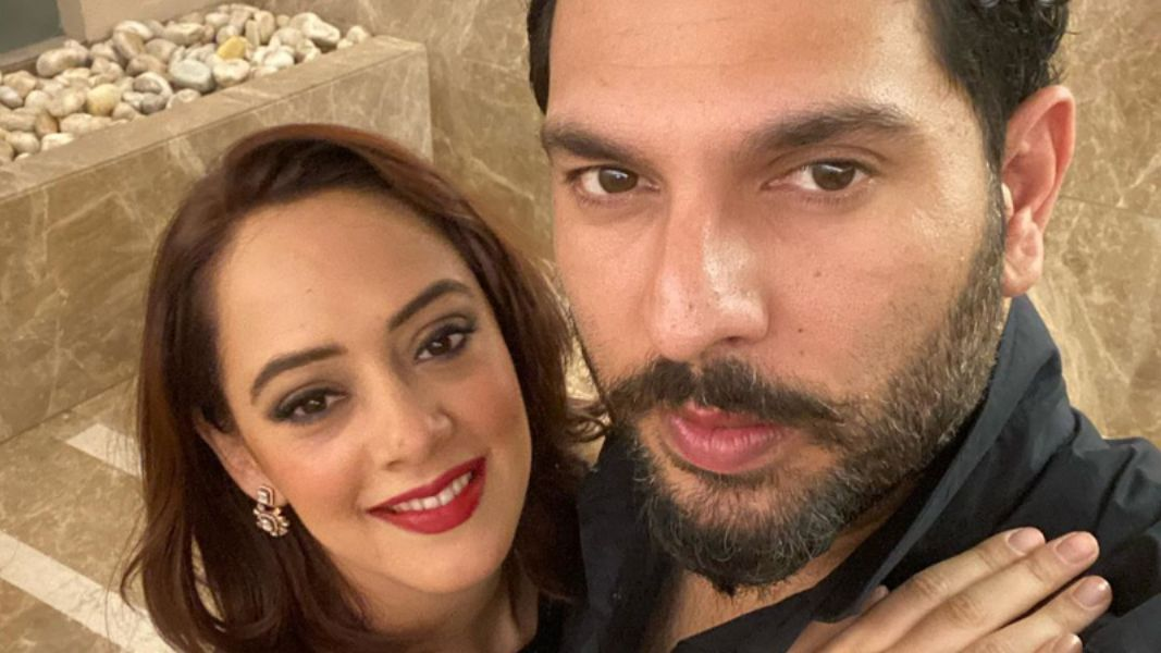 Hazel Keech is most beautiful Indian Cricketer's Wife ofYuvraj Singh