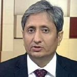 Ravish Kumar is the top 10 Best & Most Popular News Anchors in India