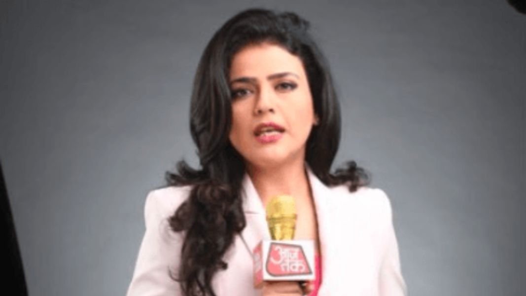 Shweta Singh is the top 10 Best & Most Popular News Anchors in India