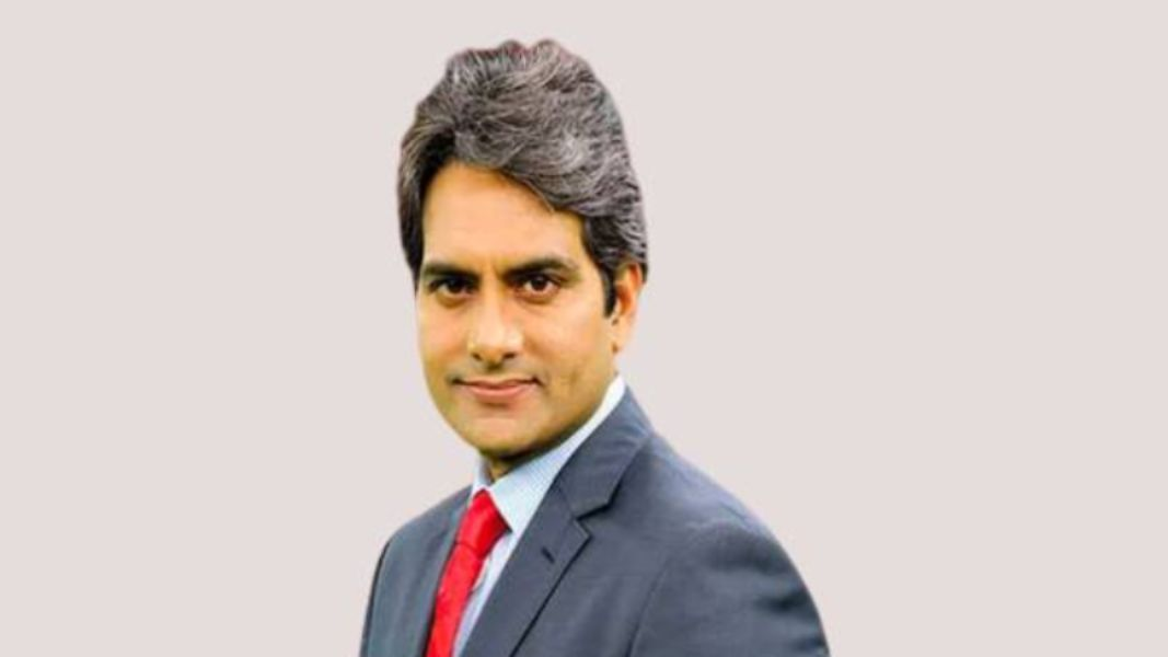 Sudhir Chaudhary is the top 10 Best & Most Popular News Anchors in India