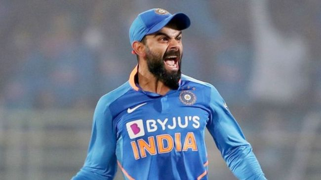 Virat Kohliis one of the Top 10 Cricketers In The World