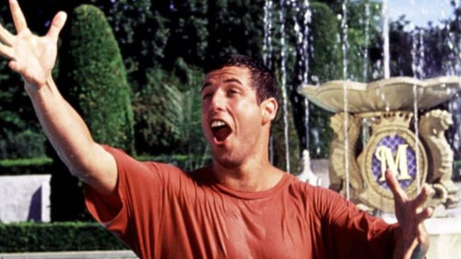 Adam Sandler top 10 Highest Paid Actors and his net worth