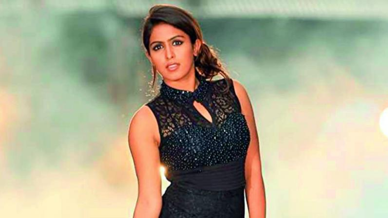 Samyuktha Hegde is one of the Top Best 10 Heroines of Kannada Film Industry