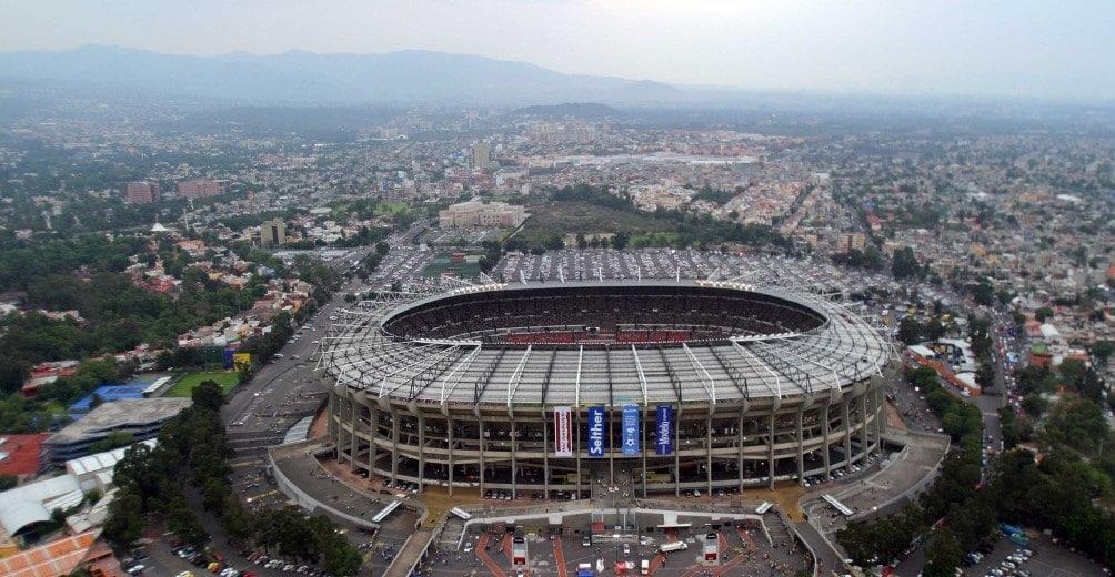 Estadio Azteca is one of the Top 10 Biggest Stadiums In The World