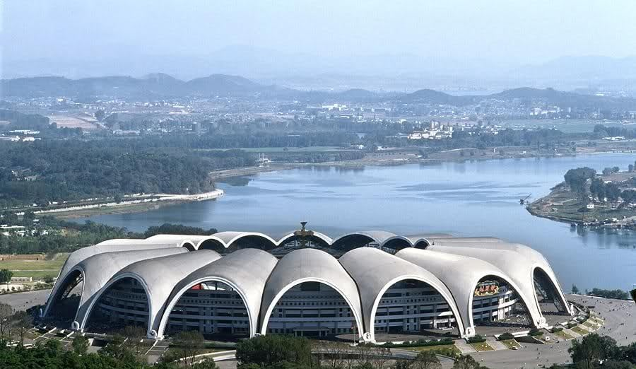 Rungrado May Day Stadium is one of the Top 10 Biggest Stadiums In The World