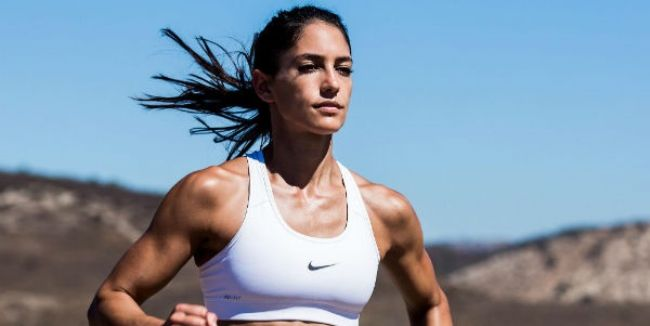 Allison Stokke is one of the Top 10 Hottest Female Athletes