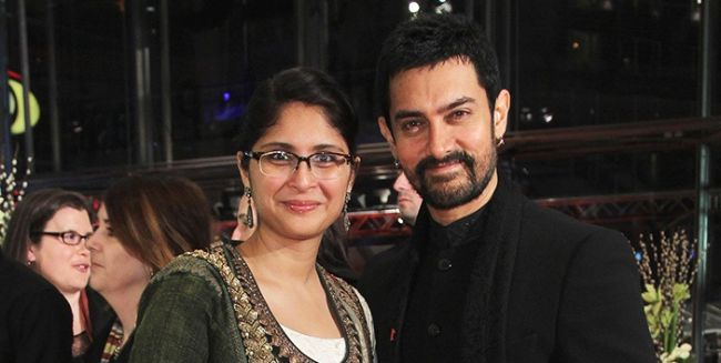 Kiran Rao and Aamir Khan are Bollywood Couples Who Choose Love Above Religion and did inter religion marrige