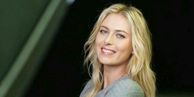 Maria Sharapova is one of the Top 10 Hottest Female Athletes