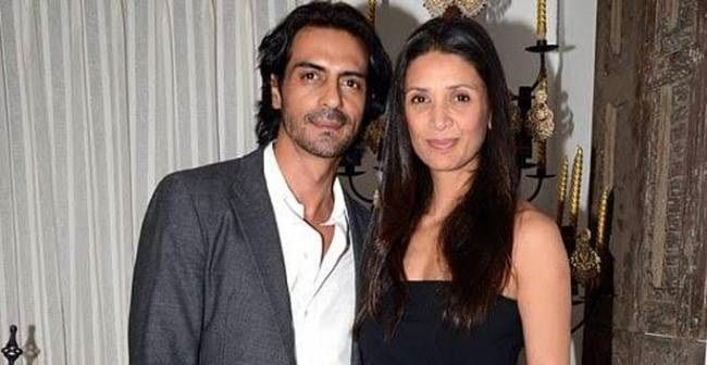 Mehr Jesia and Arjun Rampal are Bollywood Couples Who Choose Love Above Religion and did inter religion marrige