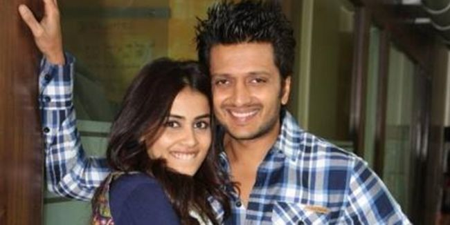 Ritesh Deshmukh and Genelia D'sSouza are Bollywood Couples Who Choose Love Above Religion and did inter religion marrige