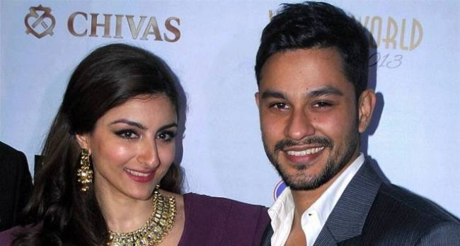 Soha Ali Khan and Kunal Khemu are Bollywood Couples Who Choose Love Above Religion and did inter religion marrige