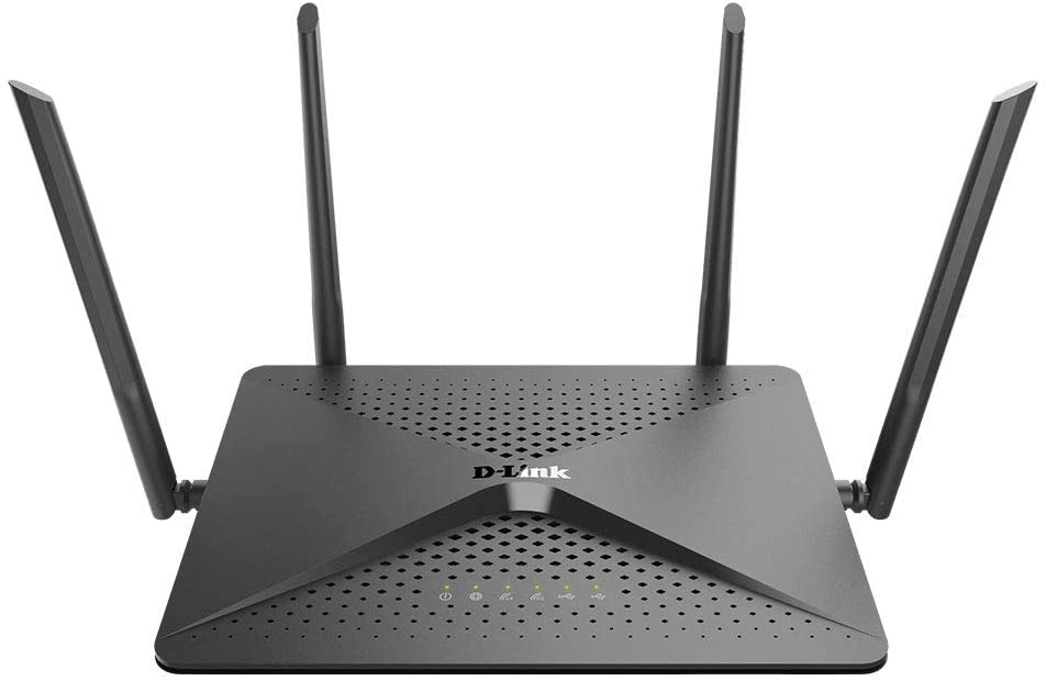 D-Link WiFi Router, AC2600 MU-MIMO
