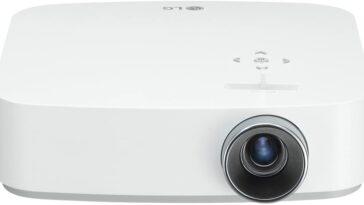 LG - Projector LG PF50KS FHD RGB LED