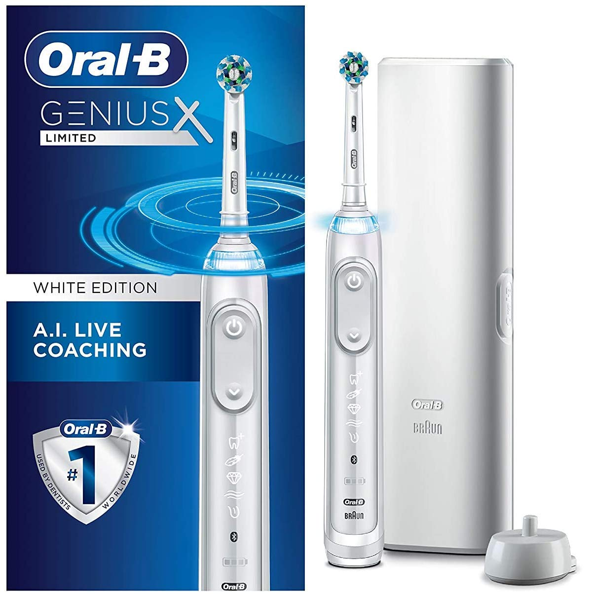 Oral-B Genius X Limited, Electric Toothbrush