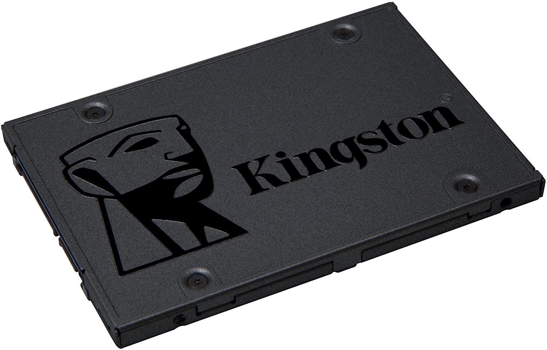 "Kingston 480GB A400 SATA 3 2.5"" Internal SSD"