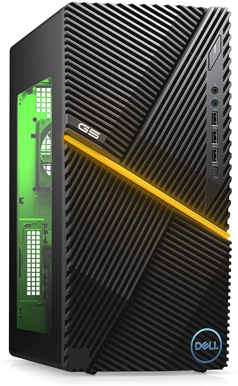 New Dell G5 Gaming Desktop, Intel Core i5-10th Gen